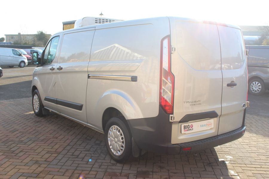 FORD TRANSIT CUSTOM 290 TDCI 100 L2 H1 TREND LWB LOW ROOF FRIDGE WITH OVERNIGHT - 6896 - 7