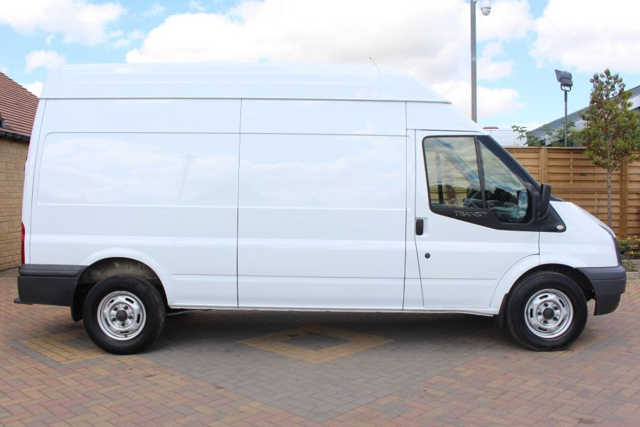 FORD TRANSIT 350 TDCI 125 LWB HIGH ROOF FWD - 6614 - 4