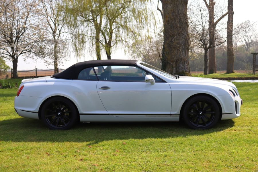 BENTLEY CONTINENTAL GTC SUPERSPORTS - 10504 - 14