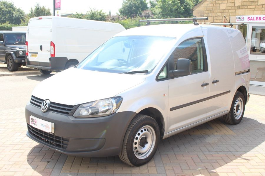 VOLKSWAGEN CADDY C20 TDI 102 - 6282 - 9