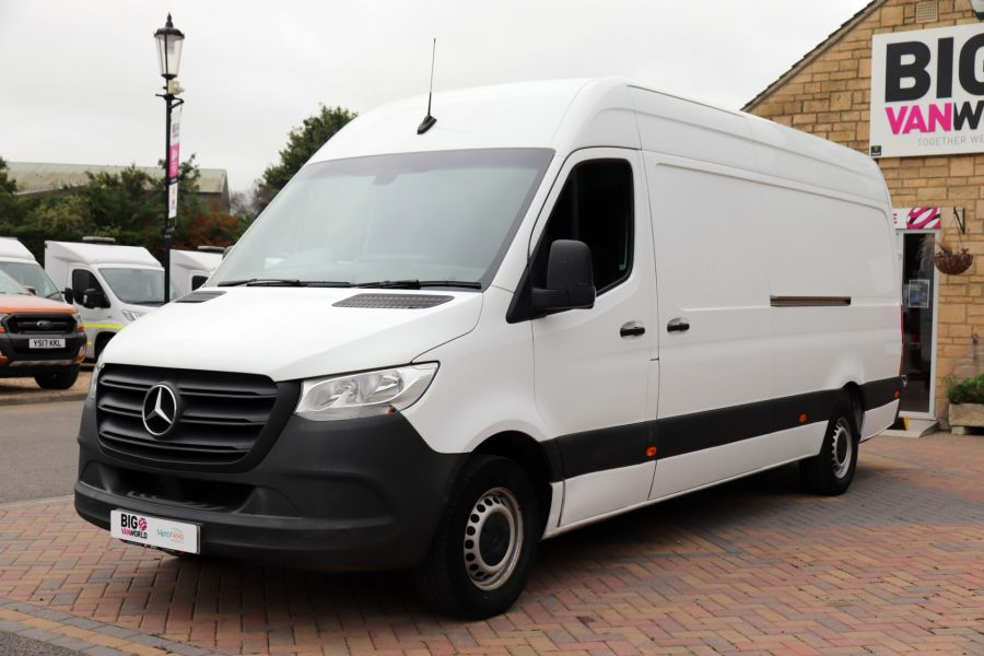 MERCEDES SPRINTER 314 CDI 143 L3H2 LWB HIGH ROOF RWD - 12126 - 9