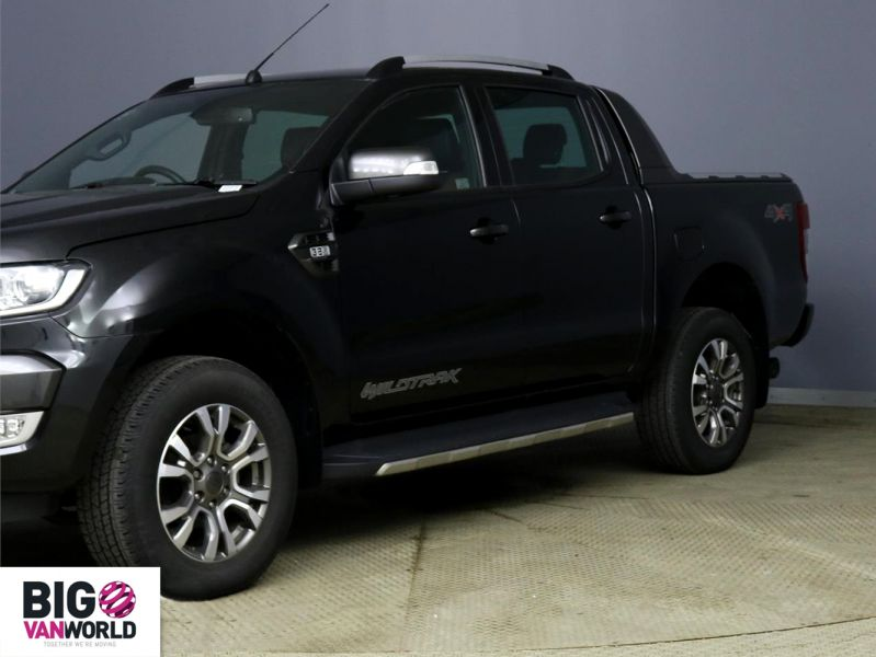 FORD RANGER WILDTRAK TDCI 200 4X4 DOUBLE CAB  - 9282 - 5