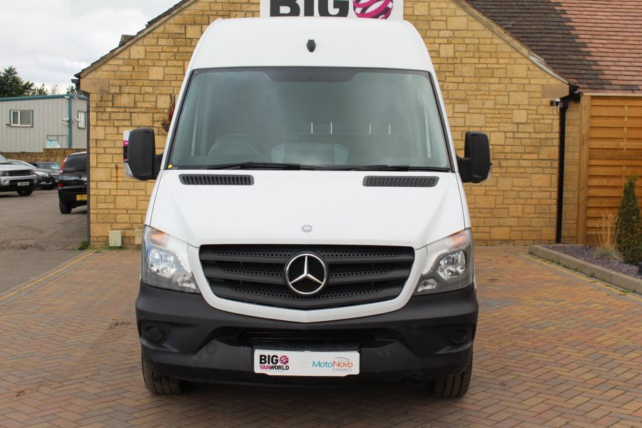 MERCEDES SPRINTER 313 CDI XLWB HIGH ROOF - 6505 - 8