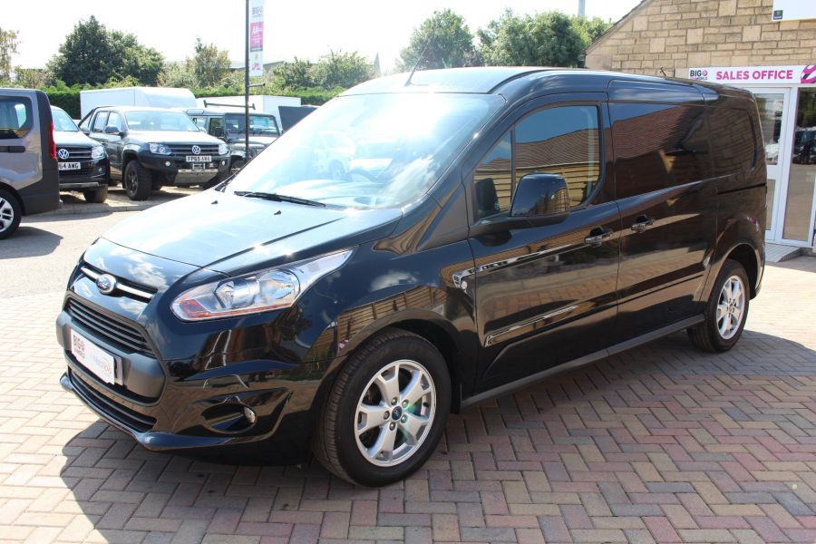 FORD TRANSIT CONNECT 240 TDCI 115 L2 H1 LIMITED LWB LOW ROOF - 6691 - 8