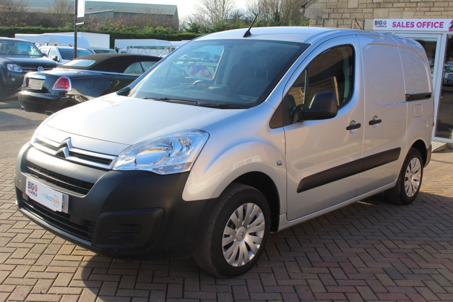 CITROEN BERLINGO 625 BLUE HDI 75 L1 H1 ENTERPRISE SWB LOW ROOF - 6994 - 8