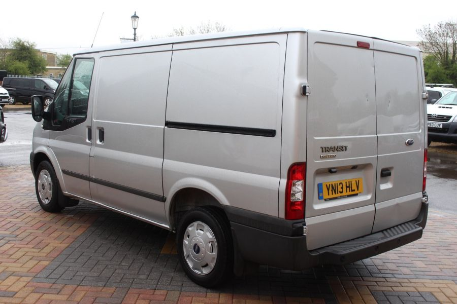 FORD TRANSIT 260 TDCI 100 TREND SWB LOW ROOF FWD - 7515 - 7