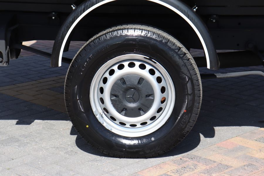 MERCEDES SPRINTER 313 CDI 129 SINGLE CAB NEW BUILD HIGH SIDED ALLOY TIPPER - 9672 - 43