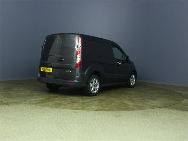 FORD TRANSIT CONNECT 200 TDCI 120 L1 H1 LIMITED SWB LOW ROOF - 7514 - 2