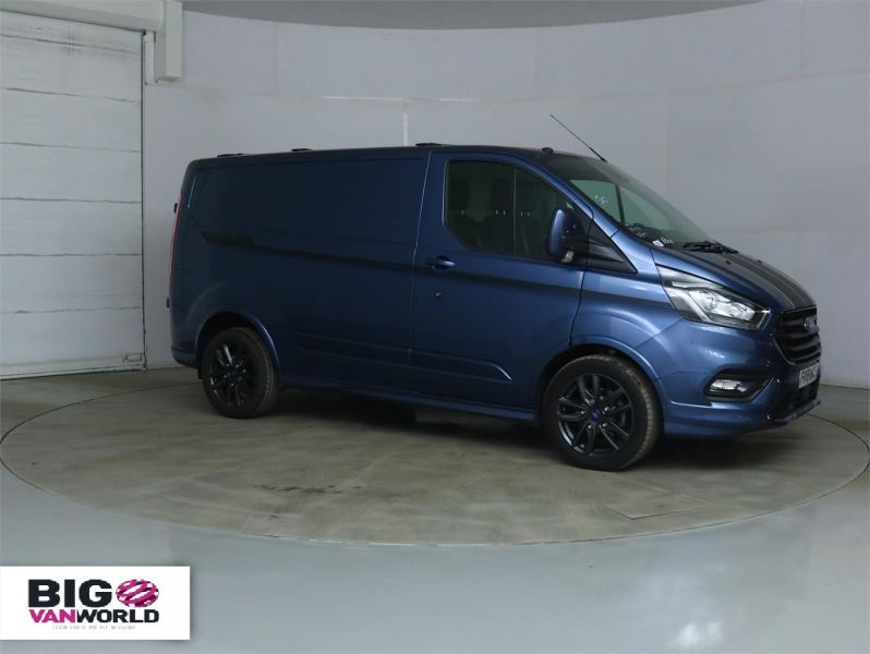 FORD TRANSIT CUSTOM 290 TDCI 170 L1 H1 SPORT SWB LOW ROOF FWD - 8961 - 3