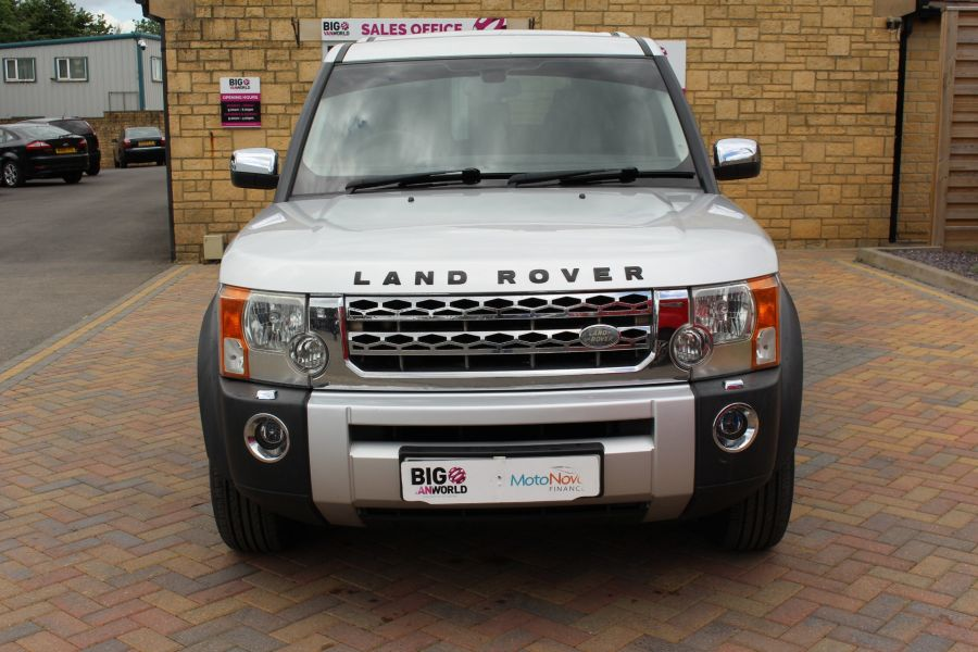 LAND ROVER DISCOVERY 3 TDV6 188 S AUTO - 9721 - 10