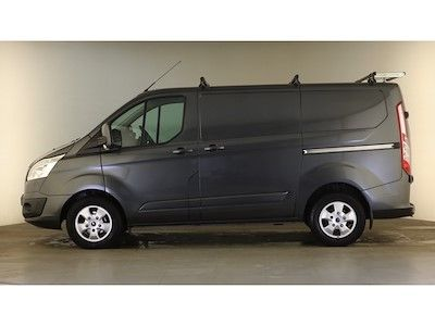 FORD TRANSIT CUSTOM 270 TDCI 130 L1H1 LIMITED SWB LOW ROOF  - 12487 - 7