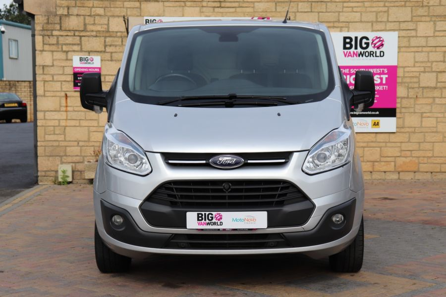 FORD TRANSIT CUSTOM 270 TDCI 100 L1 H1 TREND SWB LOW ROOF FWD - 9455 - 10