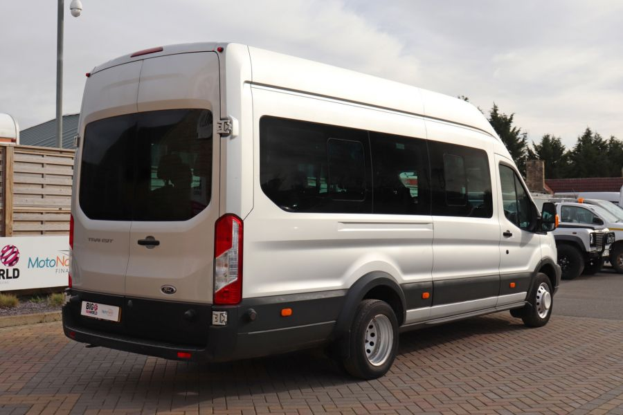 FORD TRANSIT 460 TDCI 155 L4H3 TREND 17 SEAT BUS HIGH ROOF DRW RWD - 10415 - 6