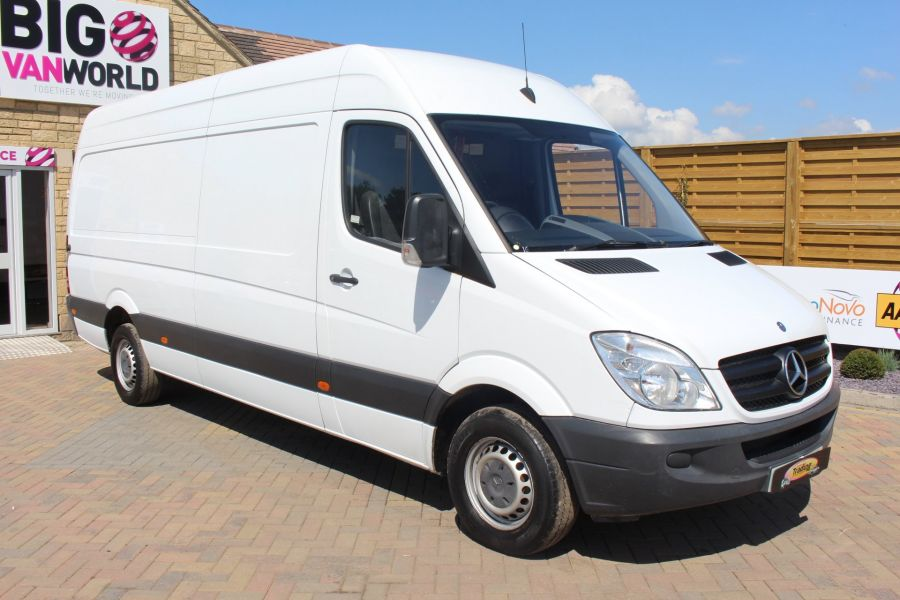 MERCEDES SPRINTER 316 CDI LWB HIGH ROOF 160 BHP - 5927 - 1