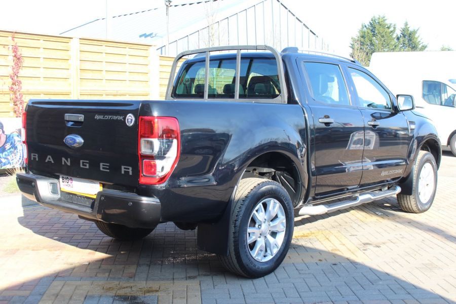 FORD RANGER WILDTRAK 4X4 TDCI 197 DOUBLE CAB - 7304 - 5