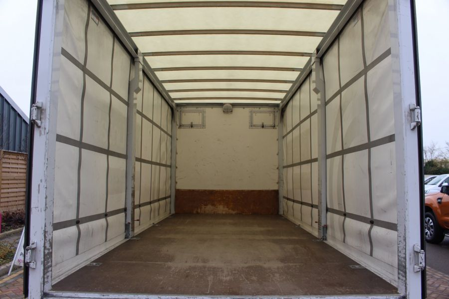MERCEDES SPRINTER 313 CDI LWB 17FT CURTAIN SIDE BOX - 7006 - 19
