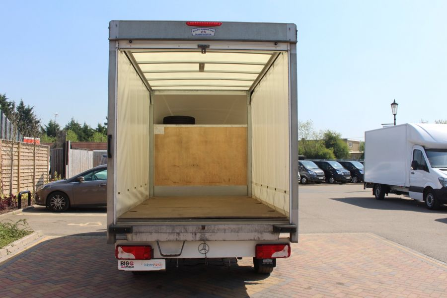 MERCEDES SPRINTER 314 CDI 140 CURTAINSIDER - 7665 - 19