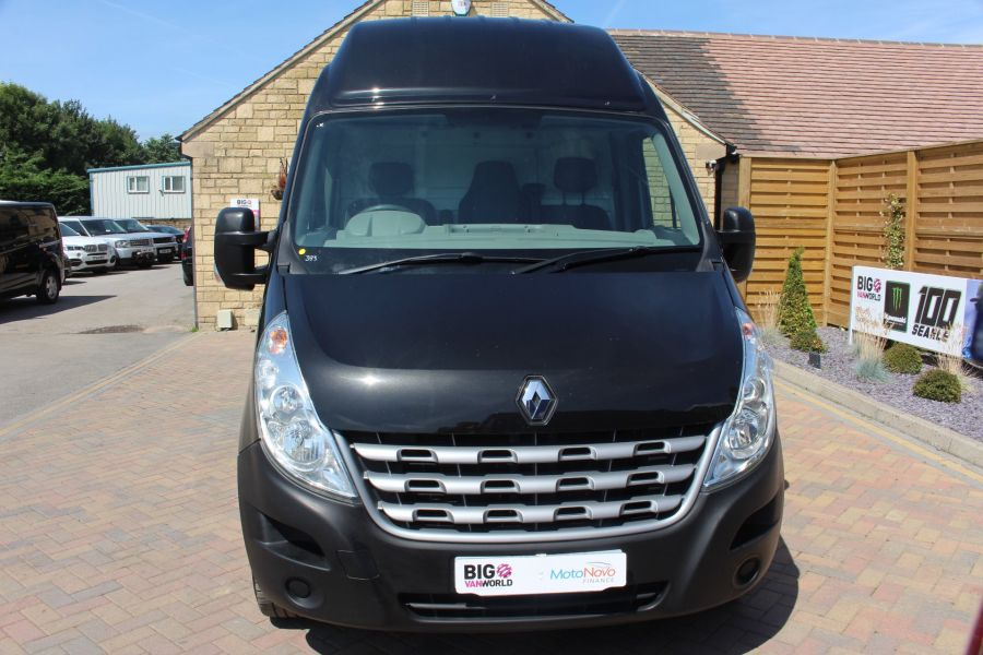 RENAULT MASTER LH35 DCI 150 LWB HIGH ROOF - 6401 - 8