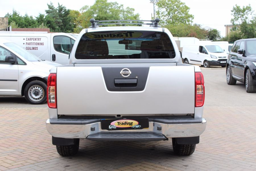 NISSAN NAVARA DCI 190 TEKNA CONNECT 4X4 DOUBLE CAB - 5188 - 4