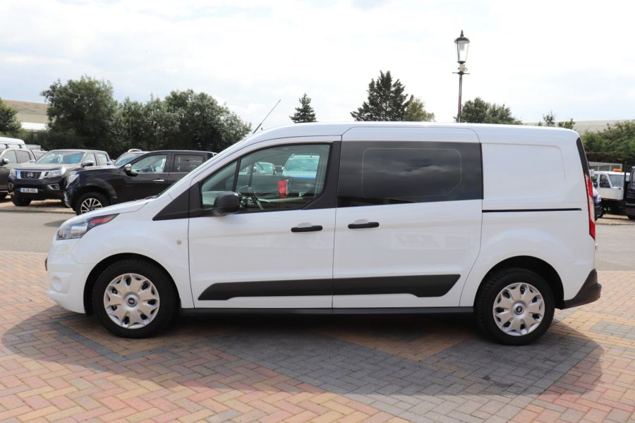 FORD TRANSIT CONNECT 240 TDCI 120 L2H1 TREND POWERSHIFT LWB LOW ROOF - 9769 - 8