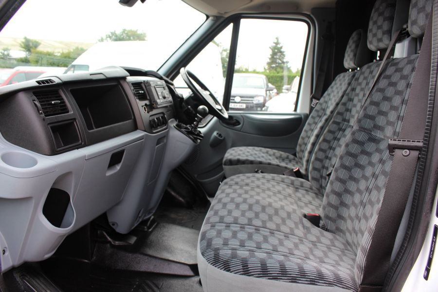 FORD TRANSIT 350 TDCI 125 LIMITED LWB HIGH ROOF FWD - 4893 - 19