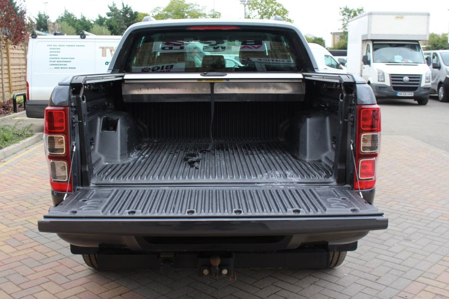 FORD RANGER WILDTRAK 4X4 TDCI 197 BHP DOUBLE CAB WITH MOUNTAIN TOP - 6601 - 26