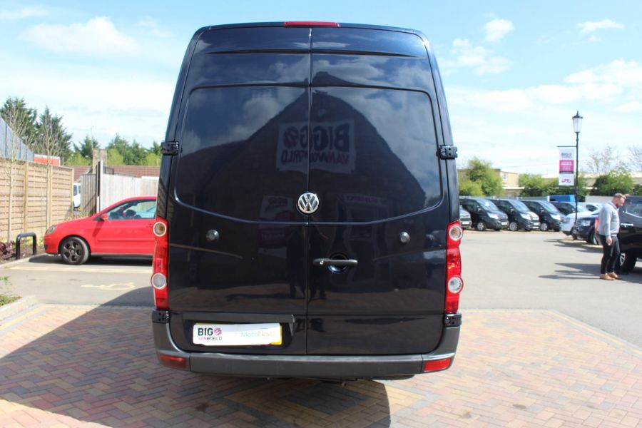 VOLKSWAGEN CRAFTER CR35 TDI 136 LWB HIGH ROOF - 7197 - 6