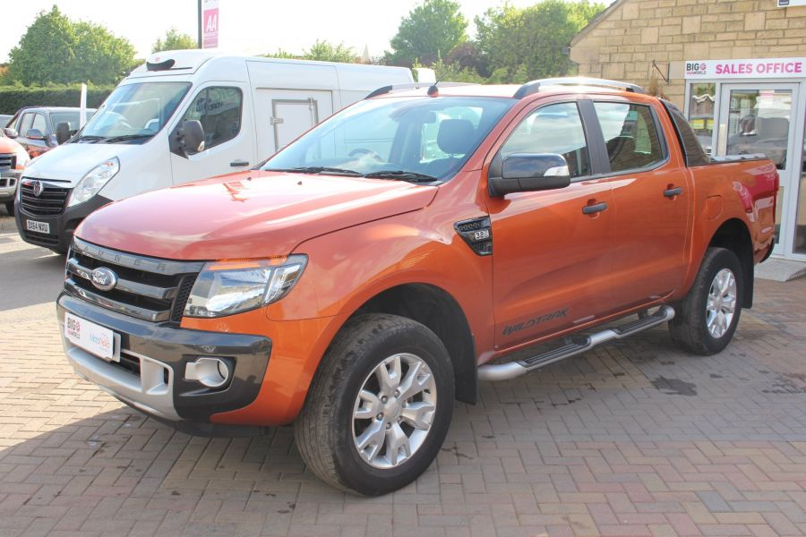 FORD RANGER WILDTRAK 4X4 DOUBLE CAB TDCI 200 - 6114 - 8