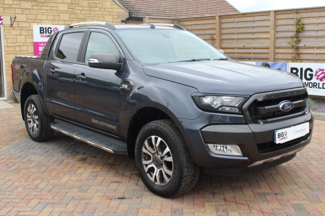 Used FORD RANGER in Used Vans Swindon for sale