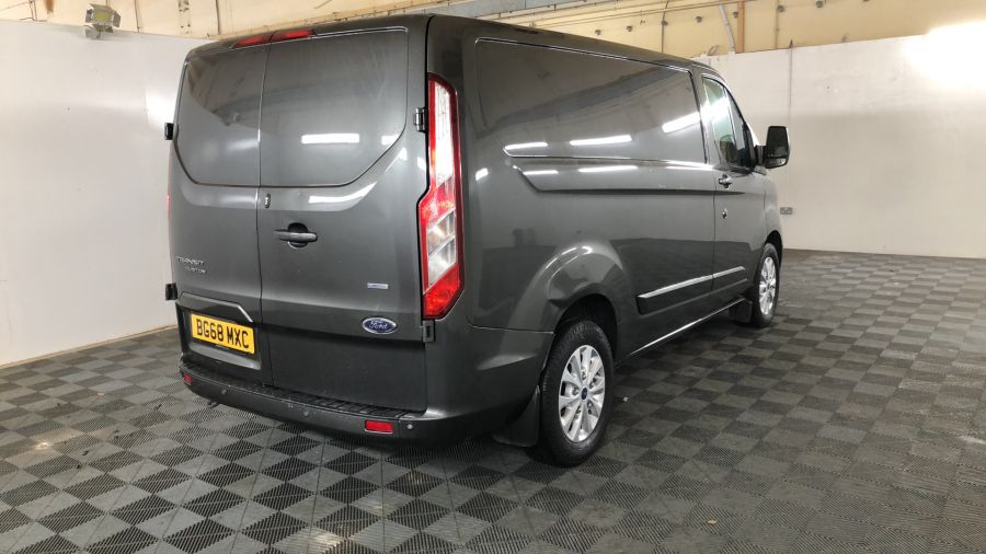 FORD TRANSIT CUSTOM 280 TDCI 130 L1H1 LIMITED SWB LOW ROOF FWD - 12043 - 3