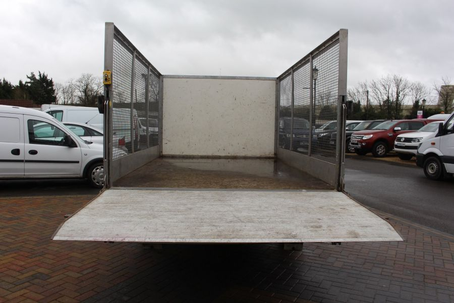FIAT DUCATO 35 MAXI MULTIJET 130 13.5 FT ALLOY CAGED DROPSIDE WITH TAIL LIFT - 8868 - 18