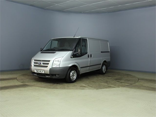 FORD TRANSIT 260 TDCI 100 TREND SWB LOW ROOF FWD - 7515 - 2