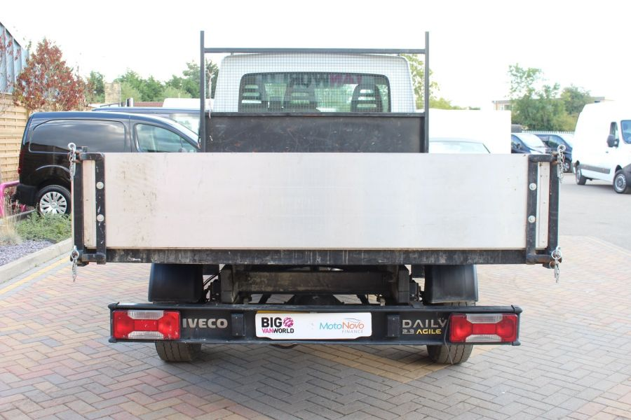IVECO DAILY 35S11 MWB SINGLE CAB 11FT 6IN ALLOY TIPPER - 5178 - 15