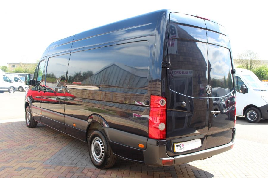 VOLKSWAGEN CRAFTER CR35 TDI 136 LWB HIGH ROOF - 7197 - 7