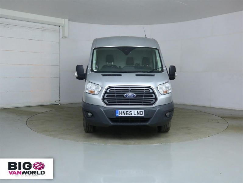 FORD TRANSIT 350 TDCI 125 L2 H2 TREND MWB MEDIUM ROOF - 8650 - 6