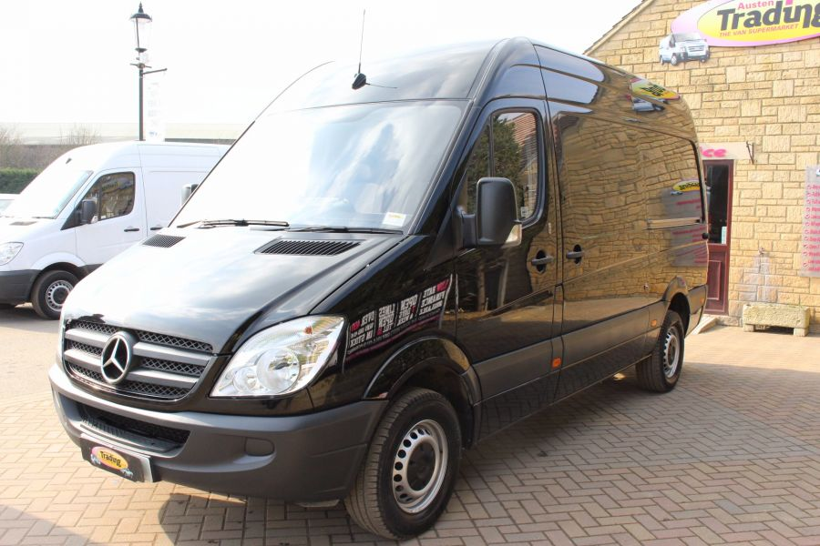 MERCEDES SPRINTER 313 CDI MWB HIGH ROOF - 6264 - 6