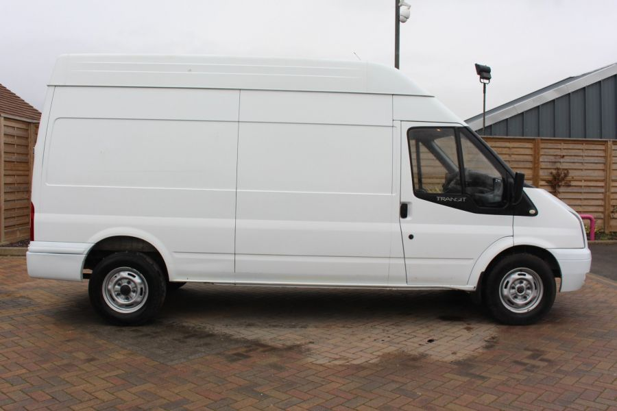 FORD TRANSIT 350 TDCI 100 LWB HIGH ROOF RWD - 9107 - 4