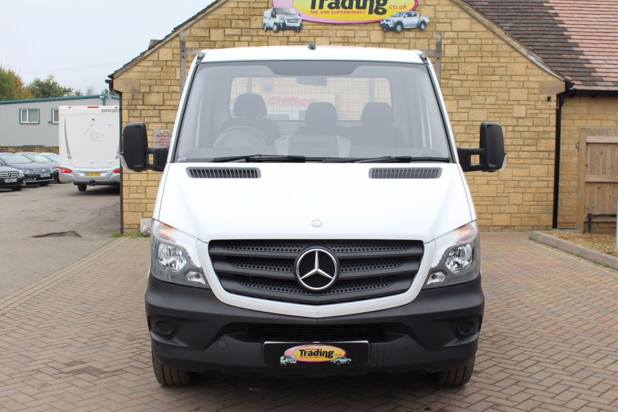 MERCEDES SPRINTER 313 CDI LWB 13FT 6IN ALLOY DROPSIDE - 5295 - 7