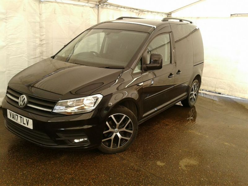 VOLKSWAGEN CADDY C20 TDI 102 BLACK EDITION - 9301 - 1
