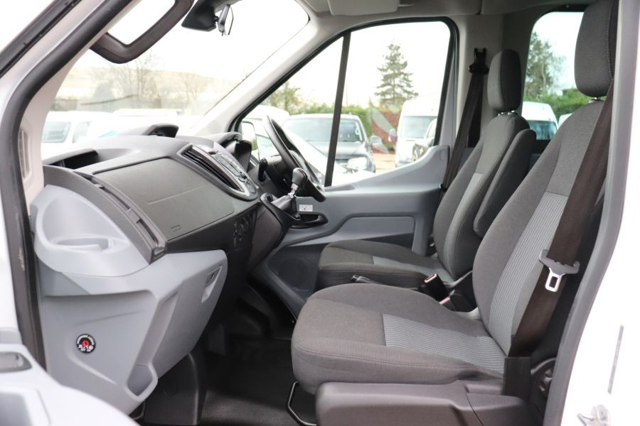 FORD TRANSIT 460 TDCI 155 L4H3 TREND 17 SEAT BUS HIGH ROOF DRW RWD - 11641 - 35