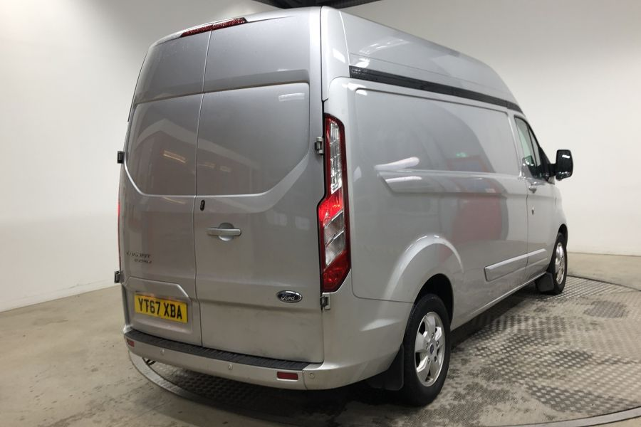 FORD TRANSIT CUSTOM 290 TDCI 170 L2H2 LIMITED LWB HIGH ROOF FWD - 12009 - 3