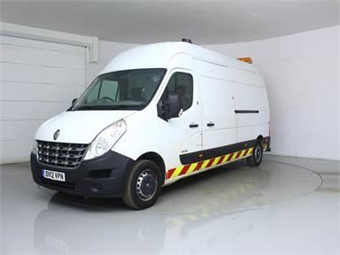 RENAULT MASTER LH35 DCI 125 L3 H3 LWB HIGH ROOF - 6651 - 5