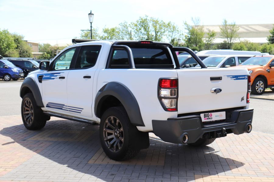 FORD RANGER TDCI 200 M SPORT 4X4 DOUBLE CAB  - 10739 - 8