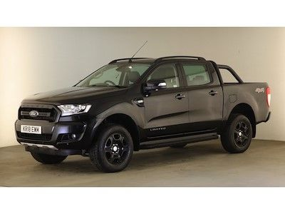 FORD RANGER TDCI 160 BLACK EDITION 4X4 DOUBLE CAB - 12599 - 8