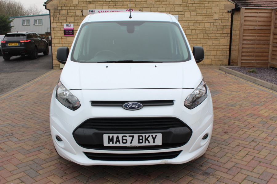 FORD TRANSIT CONNECT 200 TDCI 75 L1 H1 TREND SWB LOW ROOF - 8372 - 9