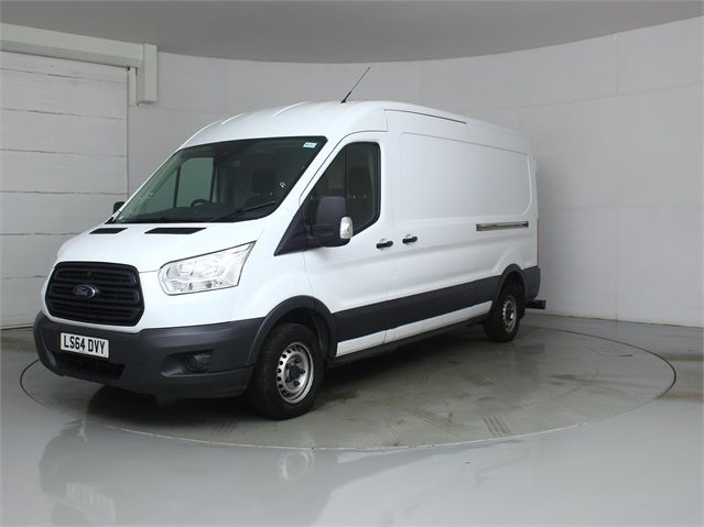 FORD TRANSIT 310 TDCI 100 L3 H2 LWB MEDIUM ROOF - 7153 - 5