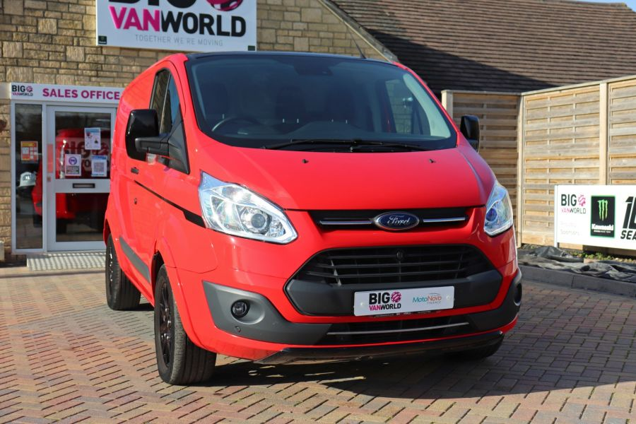 FORD TRANSIT CUSTOM 290 TDCI 170 L1H1 TREND COLOUR EDITION SWB LOW ROOF - 11530 - 4