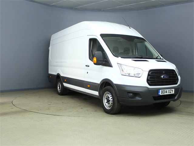 FORD TRANSIT 350 TDCI 155 L4 H3 LWB HIGH ROOF RWD - 6583 - 1