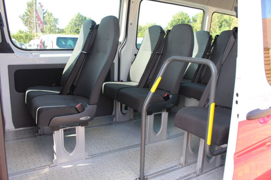 MERCEDES SPRINTER 316 CDI 163 TRAVELINER LWB 15 SEAT BUS HIGH ROOF - 8106 - 20