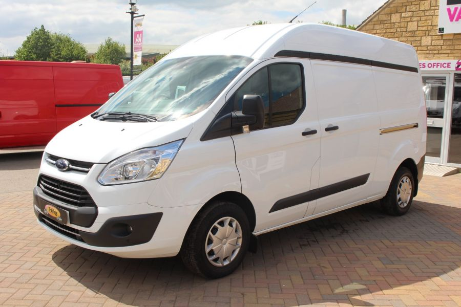 FORD TRANSIT CUSTOM 290 TDCI 105 L2 H2 TREND LWB HIGH ROOF - 6106 - 8